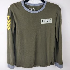 Chaser Major Love Longsleeve Shirt